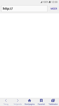 Samsung J710 Samsung Galaxy J7 (2016) - Internet - hoe te internetten - Stap 13