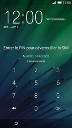 HTC Desire 820 - Premiers pas - Créer un compte - Étape 2