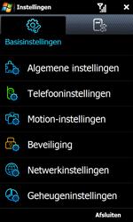 Samsung B7610 Omnia Qwerty - Buitenland - Bellen, sms en internet - Stap 5