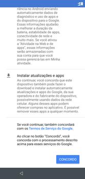 Motorola One - Primeiros passos - Como ativar seu aparelho - Etapa 17