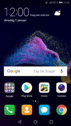 Huawei p8-lite-2017-met-android-oreo-model-pra-lx1 - E-mail - Bericht met attachment versturen - Stap 1