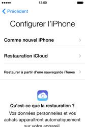Apple iPhone 4S - Premiers pas - Créer un compte - Étape 9