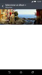 HTC One M9 - Mensajería - Escribir y enviar un mensaje multimedia - Paso 16