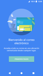 Sony Xperia XZ1 - E-mail - Configurar correo electrónico - Paso 4