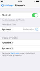 Apple iPhone SE - iOS 11 - WiFi en Bluetooth - Bluetooth koppelen - Stap 7
