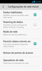 Huawei Y340 - Internet (APN) - Como configurar a internet do seu aparelho (APN Nextel) - Etapa 6