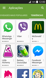 Samsung Galaxy Trend 2 Lite - Aplicações - Como pesquisar e instalar aplicações -  12