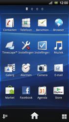 Sony Ericsson MT11i Xperia Neo V - E-mail - hoe te versturen - Stap 3