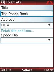 Nokia X2-00 - Internet - Internet browsing - Step 11