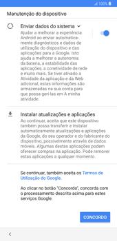 Samsung Galaxy Note9 - Primeiros passos - Como ligar o telemóvel pela primeira vez -  15