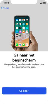 Apple iPhone X - Toestel - Toestel activeren - Stap 39