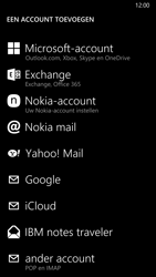 Nokia Lumia 930 - E-mail - Account instellen (IMAP zonder SMTP-verificatie) - Stap 6