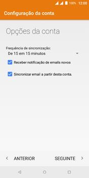 Wiko View Dual SIM - Email - Configurar a conta de Email -  24