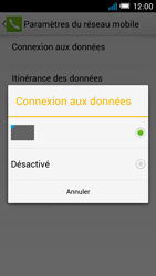Alcatel OT-6012X Idol Mini - Internet - Activer ou désactiver - Étape 7