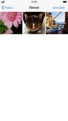 Apple iPhone 8 - iOS 13 - MMS - afbeeldingen verzenden - Stap 12