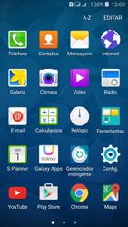 Samsung Galaxy J5 - Email - Como configurar seu celular para receber e enviar e-mails - Etapa 3