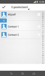 Sony Xperia E1 (D2005) - Contacten en data - Contacten overzetten via Bluetooth - Stap 6