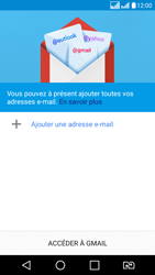 LG LG K8 - E-mails - Ajouter ou modifier votre compte Gmail - Étape 6