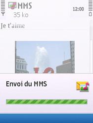 Nokia C5-00 - MMS - envoi d'images - Étape 16