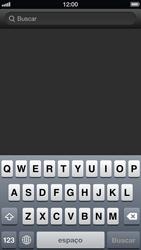 Apple iPhone iOS 6 - Aplicativos - Como baixar aplicativos - Etapa 11