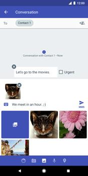 Google Pixel 2 XL - Mms - Sending a picture message - Step 16