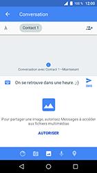 Wiko WIM Lite - Contact, Appels, SMS/MMS - Envoyer un MMS - Étape 11