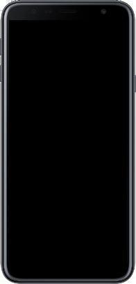 Samsung J4+ - Funções básicas - Como reiniciar o aparelho - Etapa 2