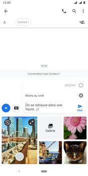 Nokia 9 - MMS - envoi d'images - Étape 13