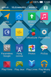Alcatel OT-4015X Pop C1 - Applications - Supprimer une application - Étape 3