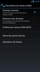 Acer Liquid S1 - Internet - Configuration manuelle - Étape 7