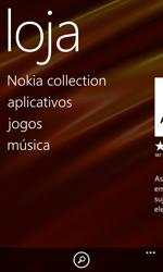 Nokia Lumia 920 - Aplicativos - Como baixar aplicativos - Etapa 4