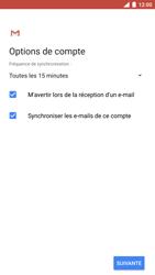 Nokia 8 (SingleSim) - E-mail - Configuration manuelle - Étape 21