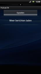Sony Ericsson Xperia Arc S - E-mail - Handmatig instellen - Stap 5