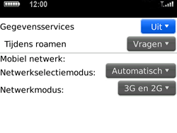 BlackBerry 9700 Bold - Internet - Aan- of uitzetten - Stap 5