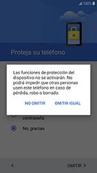 Samsung Galaxy S6 - Android Nougat - Primeros pasos - Activar el equipo - Paso 11