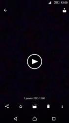 Sony Xperia Z5 Compact - Photos, vidéos, musique - Créer une vidéo - Étape 13