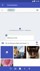 Nokia 8 (SingleSim) - MMS - Envoi d