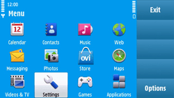 Nokia N97 - Voicemail - Manual configuration - Step 3
