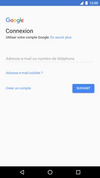 Huawei Nexus 6P - Android Oreo - Applications - Créer un compte - Étape 4