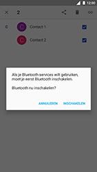 Nokia 8 (SingleSIM) (TA-1012) - Contacten en data - Contacten overzetten via Bluetooth - Stap 8