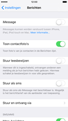 Apple iPhone 6s iOS 10 - iOS features - Stuur een iMessage - Stap 4