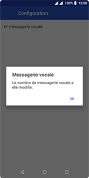 Wiko Harry 2 - Messagerie vocale - configuration manuelle - Étape 13