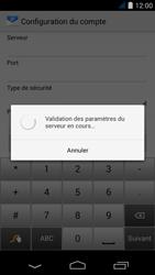 Acer Liquid Jade S - E-mail - Configurer l
