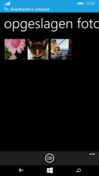 Nokia Lumia 735 4G (Type RM-1038) - Contacten en data - Foto
