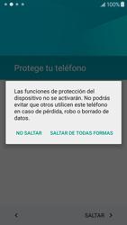 Samsung Galaxy J5 - Primeros pasos - Activar el equipo - Paso 10