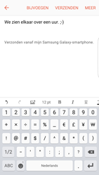 Samsung Galaxy S6 - Android M - E-mail - hoe te versturen - Stap 10