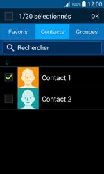 Samsung Galaxy Trend 2 Lite - Contact, Appels, SMS/MMS - Envoyer un SMS - Étape 8