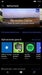 Microsoft Lumia 950 - Aplicaciones - Descargar aplicaciones - Paso 6