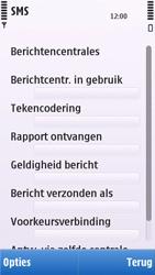 Nokia C5-03 - SMS - handmatig instellen - Stap 6