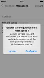 Apple iPhone 5s - Premiers pas - Créer un compte - Étape 37